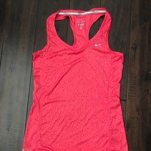 New Nike dryfit workout tank
